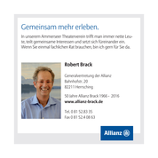 Allianz Vertretung Robert Brack