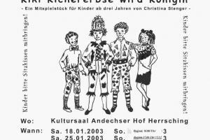 Kiki-Kichererbse